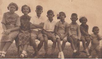 Lucien Parent - Lucien Parent's children.