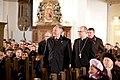Ministru prezidents Valdis Dombrovskis piedalās Ekumēniskajā dievkalpojumā Doma baznīcā (6333433615).jpg