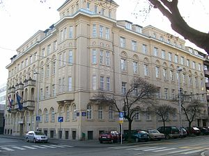 Ministry of Culture (Croatia) - Image: Ministry of Culture (Zagreb)