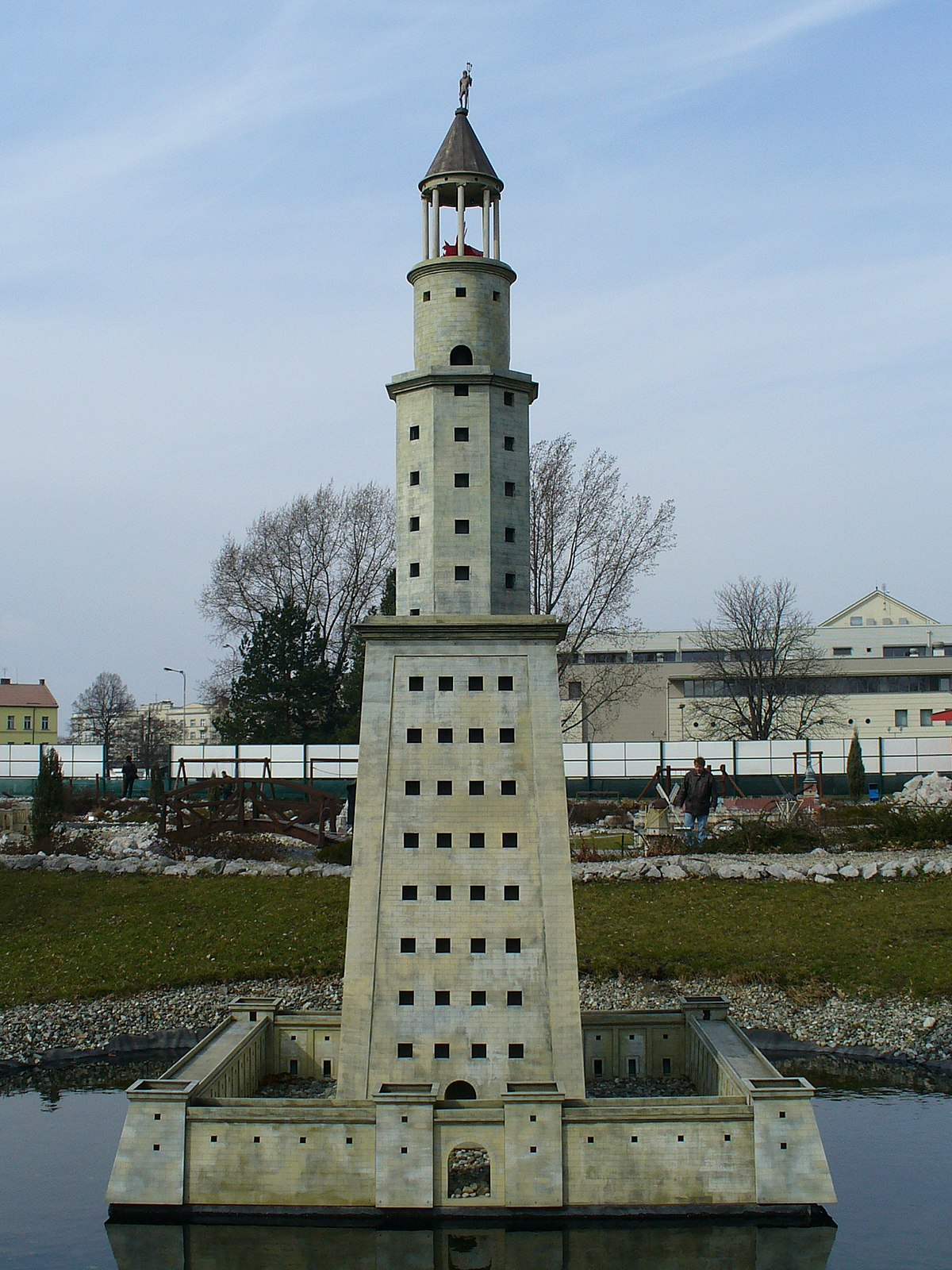 Lighthouse of Alexandria - Simple English Wikipedia, the free ...