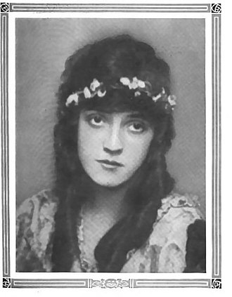 Miriam Cooper - Miriam Cooper Photoplay Magazine, 1915