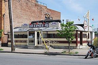 North Albany, Albany, New York - Miss Albany Diner