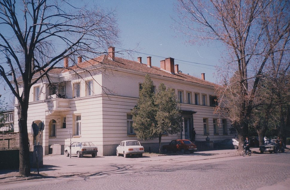 Mlekarska skola Pirot
