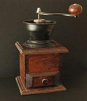 Антикварные кофемолке является одним стилем мясорубку, сп.  - Техника для дома - Мясорубка Miele - Персональный сайт.