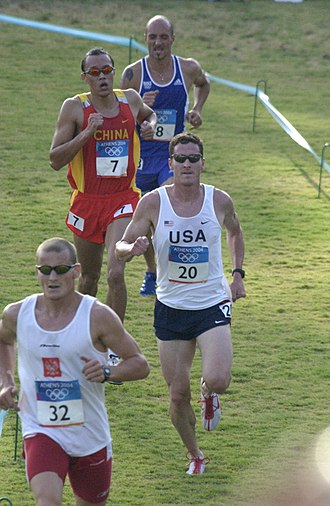 Modern pentathlon - Conclusion of the Men's event at the 2004 Summer Olympics
