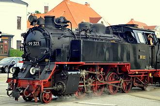Molli railway - The Molli