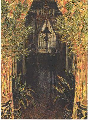Jean Monet (son of Claude Monet) - Image: Monet Jean Monet im Hause des Künstlers