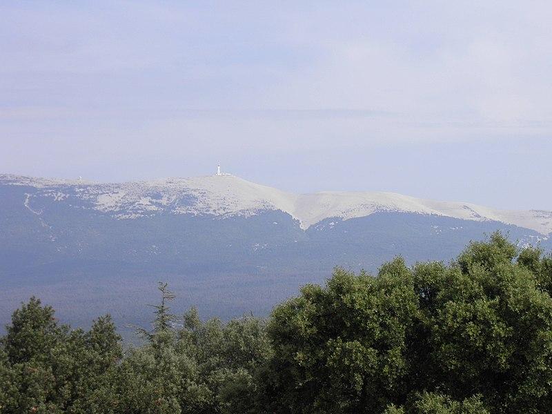Mont Ventoux (Vaucluse, France)