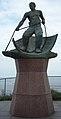 Montauk Point Lighthouse Fisherman Statue 4887139677.jpg