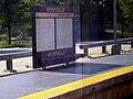 Montello station sign from passing train, 2009.jpg
