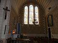 Montignac (24) église transept ouest.JPG