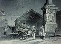 Montréal 1839-1842. Place Jacques Cartier et la colonne Nelson. (6890118097).jpg
