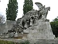 Monument aux Morts de Tourcoing (détails côté droit du monument).jpg