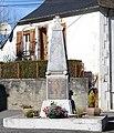 Monument aux morts de Lugagnan (Hautes-Pyrénées) 1.jpg