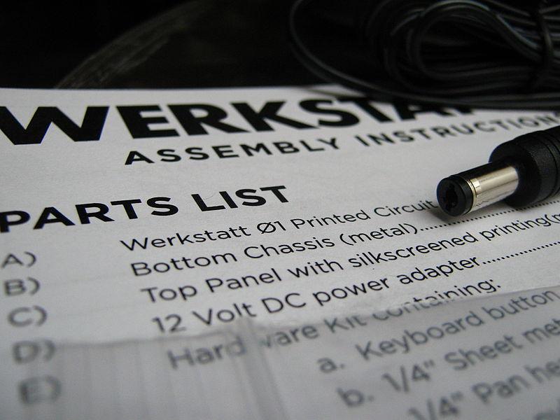 File:Moog Werkstatt-Ø1 - parts list (by Audiotecna).jpg