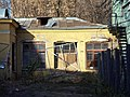 Moscow, Electrichesky Lane 10 ruins 01.JPG