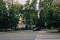 Moscow, Tsandera Street 3, school building demolished in 2016 (21061348859).jpg