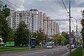 Moscow trolleybus 3674 2019-08 ulitsa Svobody 2.jpg