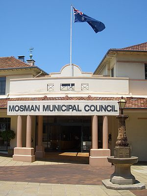 Mosman Council - Mosman Municipal Council Chambers