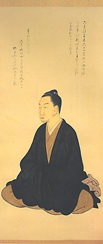 Motoori Norinaga - Motoori Norinaga(1790)