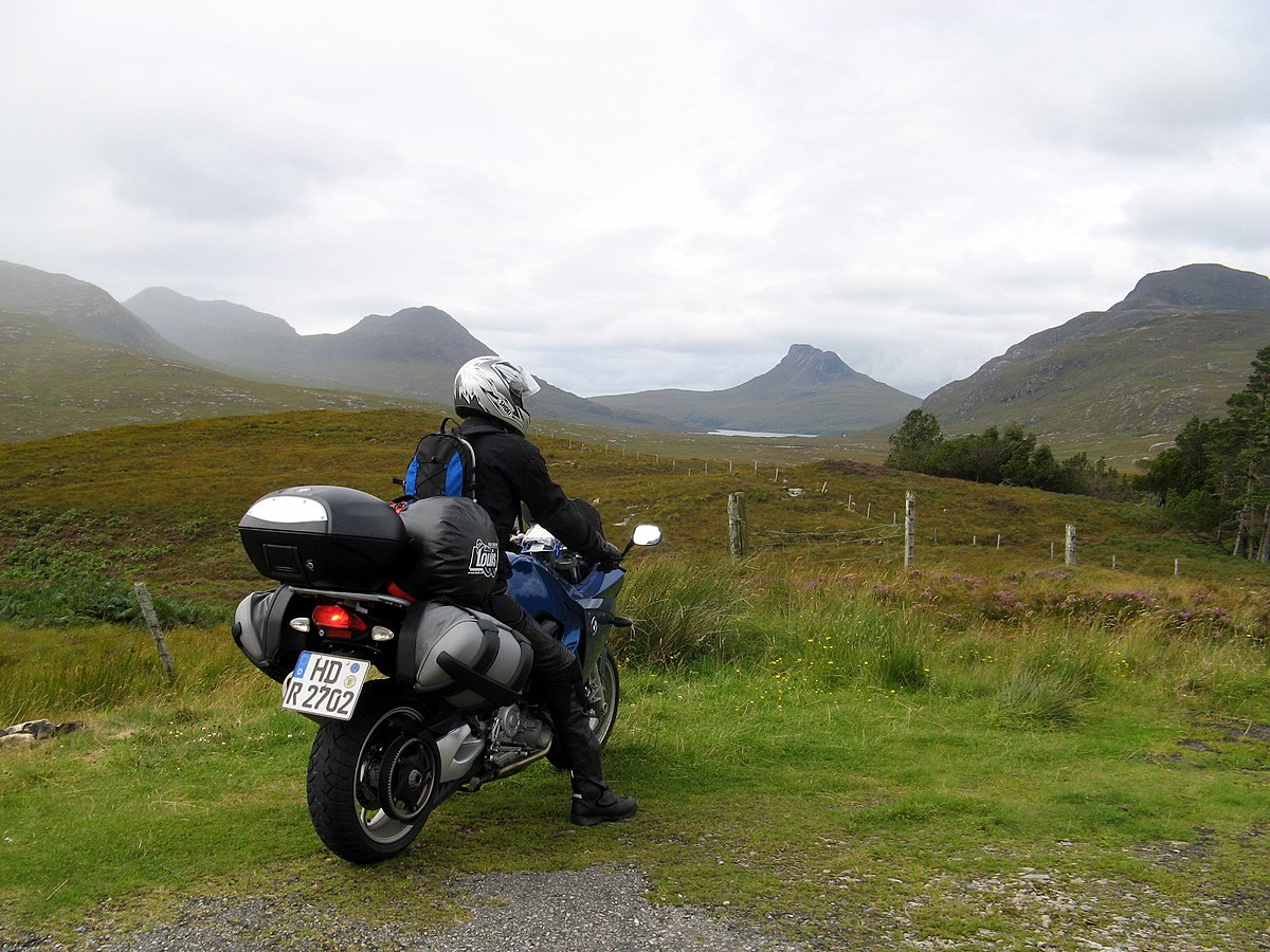 Motorcycle Touring Wikipedia