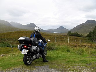 Motorcycle touring - Motorcycle touring in Great Britain