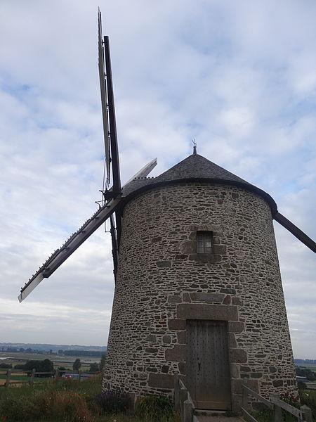 Moulin de Moidrey