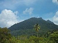 Mount Ranai in Natuna.jpg