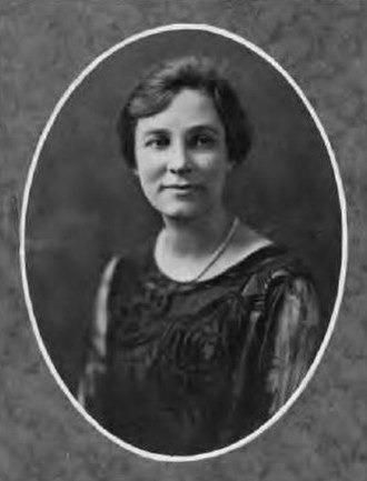 American Association of University Women - Mrs. E.E. Brownell, 1922 President of the American Association of University Women, S.F. Bay Branch, Who's who among the women of California