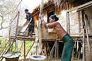 Mru kobiety pracujące w Bangladeszu