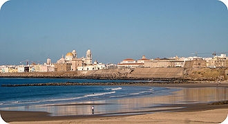 Cádiz - Cádiz is regarded by many people as the oldest continuously inhabited city in Western Europe