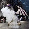 Mummers Parade on New Year's day, Philadelphia, Pennsylvania LOC 11586327735.jpg