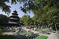 Munich - Chinese tower Pagoda 1789 Beergarden - 4406.jpg
