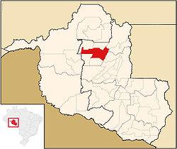 Ariquemes Rondônia fonte: upload.wikimedia.org