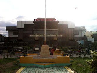 Santo Tomas, Davao del Norte - Image: Municipal hall Sto Tomas