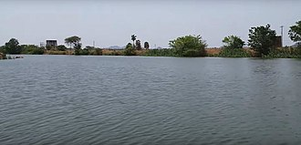 Mahabubabad - River Krishna tributary Munneru.