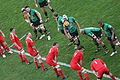Munster vs Northampton Saints, Thomond Park - 10th April 2010 (4613404502).jpg