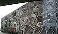 Mural, Krakow Shopping mall, Pawia street, Krakow, Poland.jpg