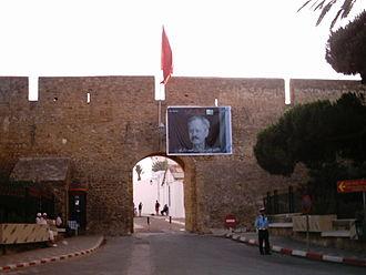 Asilah - Image: Muralha de Arzila 2