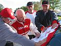 Murray Walker & Team RedMX5.jpg