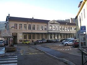 Image illustrative de l'article Musée de la Pipe et du Diamant de Saint-Claude