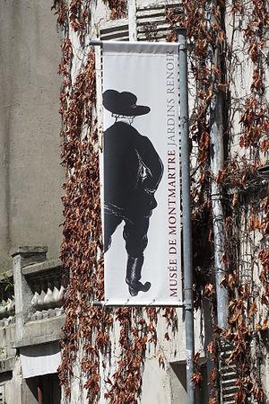 Musée de Montmartre - Image: Musee de Montmartre Paris