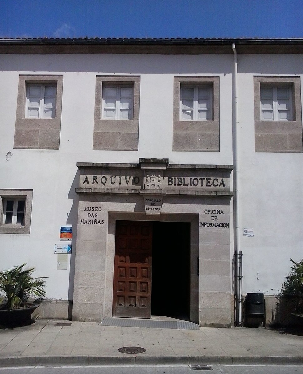 Cuartel da Garda Civil en Betanzos, actualmente Museo das Mariñas.