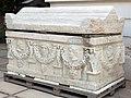 Museo di alessandria, sarcofago ellenistico 03.JPG