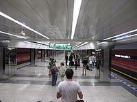 Nádraží Veleslavím (metro), vstup (006).jpg