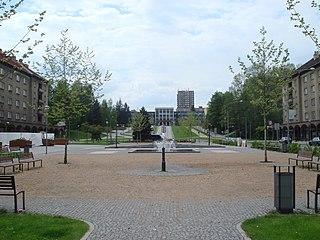 Třinec Statutory city in Moravian-Silesian, Czech Republic