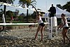 NCAA beach volleyball match at Stanford in 2016 (26491334766).jpg