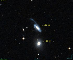 Image illustrative de l'article NGC 546