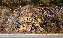 Fold (geology) - Wikipedia, the free encyclopedia
