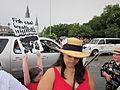 NOLA BP Oil Flood Protest Fish cant breath oil.JPG